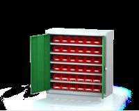 Skladovacie skrine SS, US SS 80 4 S5 PP