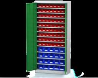 Skladovacie skrine SS, US SS 92 1 S12 PP