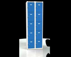 Skříň s boxy - dvouplášťové dveře A2M 30 2 5 O
