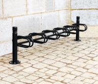 Stojan na bicykle - oceľ MM330771