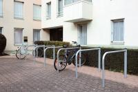 Stojan na bicykle - oceľ MM330976