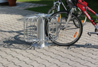 Stojan na bicykle - oceľ MM700123