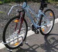 Stojan na bicykle - oceľ MM700124