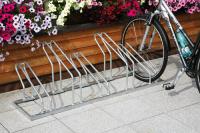 Stojan na bicykle - oceľ MM700127