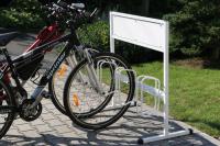 Stojan na bicykle - oceľ MM700128