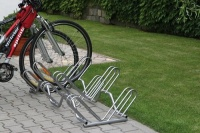 Stojan na bicykle - oceľ MM700130