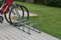 Stojan na bicykle - oceľ MM700133
