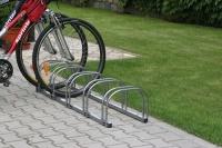 Stojan na bicykle - oceľ MM700134