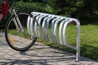 Stojan na bicykle - oceľ MM700136