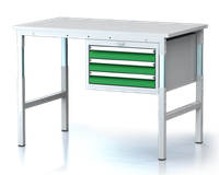 Systémové stoly ALSOR® PROFI ALSOR P12 K03