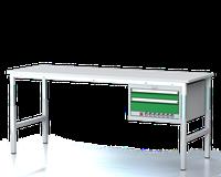 Systémové stoly ALSOR® PROFI ALSOR P20 K04