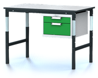 Systémové stoly ALSOR® UNI ALSOR U12 K02