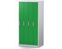 Vertikálne systémové skrine DSV 92 1 4A