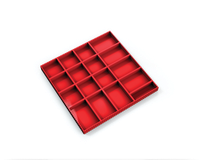 Zostavy plastových škatuliek PPB S 2727 2