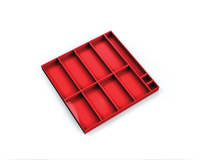 Zostavy plastových škatuliek PPB S 2727 3