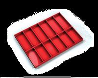 Zostavy plastových škatuliek PPB S 3627 3
