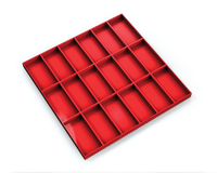 Zostavy plastových škatuliek PPB S 3636 3