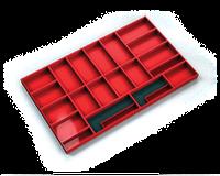 Zostavy plastových škatuliek PPB S 4527 4