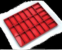 Zostavy plastových škatuliek PPB S 4536 3