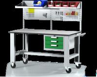Zostavy pracovných stolov SESTAVA 12