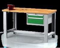 Zostavy pracovných stolov SESTAVA 1