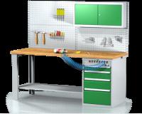 Zostavy pracovných stolov SESTAVA 2