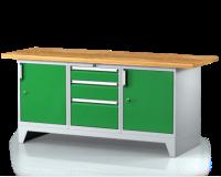Zostavy pracovných stolov SESTAVA 4