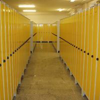 Šatňové skrine a boxy