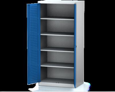88baf7afd9802 Dielenské skrine PROFI - Štandardný program DSP 92 1 S (DSP 92 1 S ...